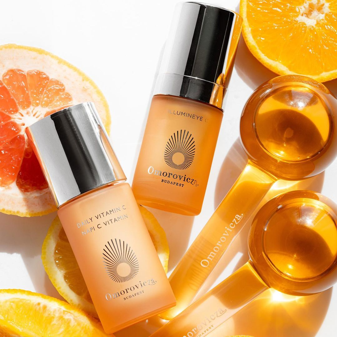 How to Get Glowing Skin With Vitamin C