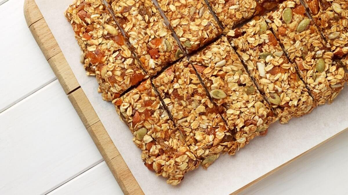 Celltrient Recipe: Citrus Energy Bars