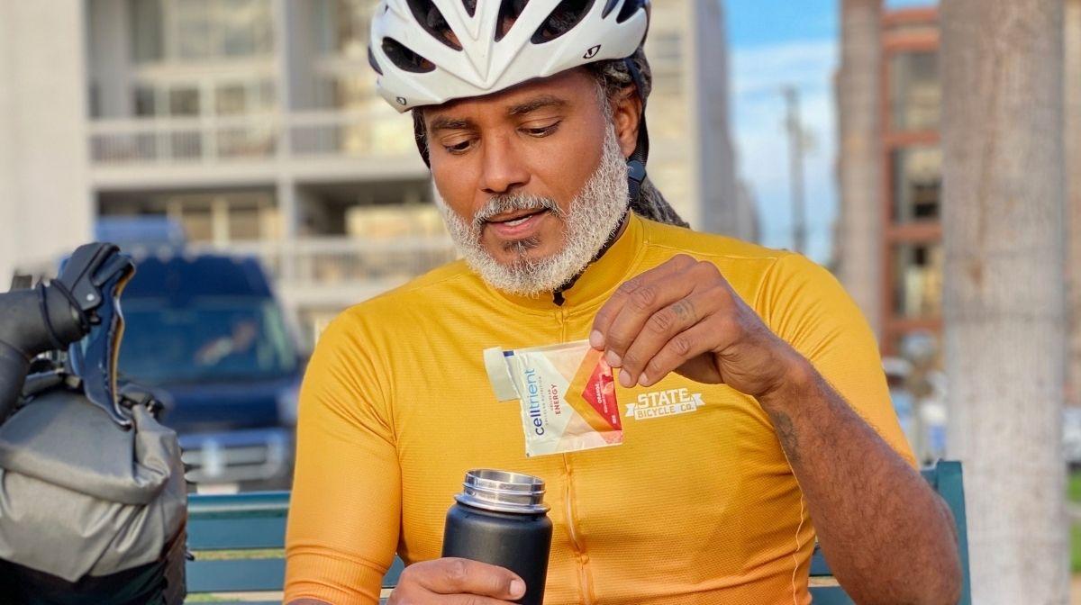 Cycling Enthusiast & Model Erick Cedeño On Enhancing Health & Wellness