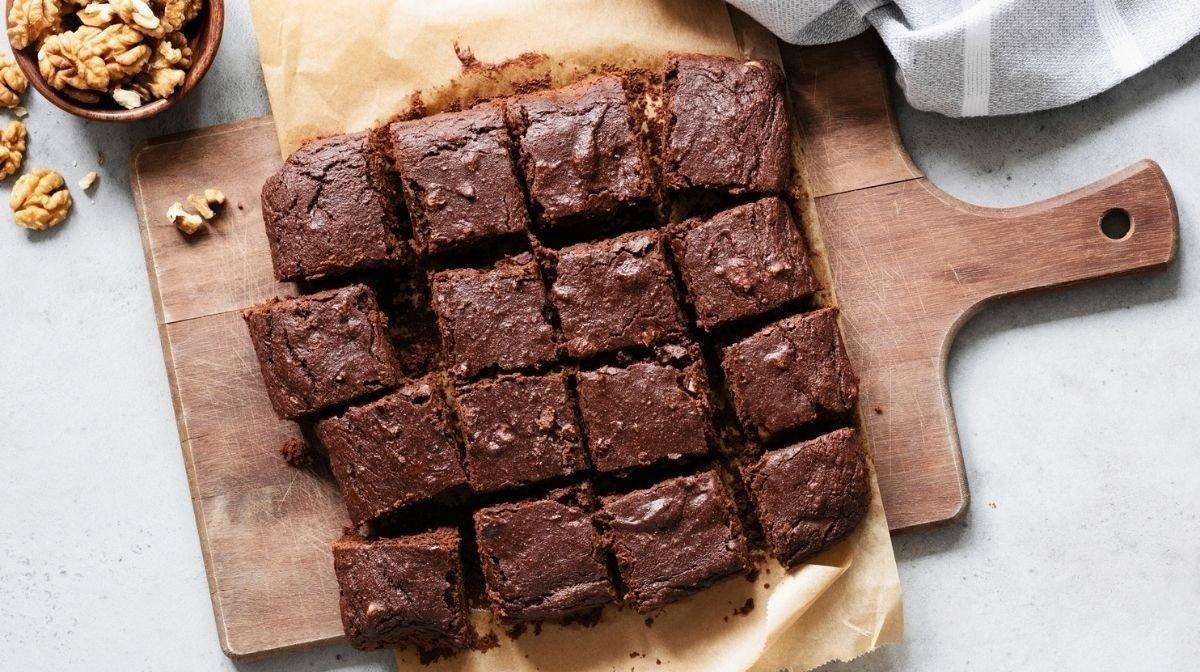 Klean Athlete Protein Chocolate Brownies