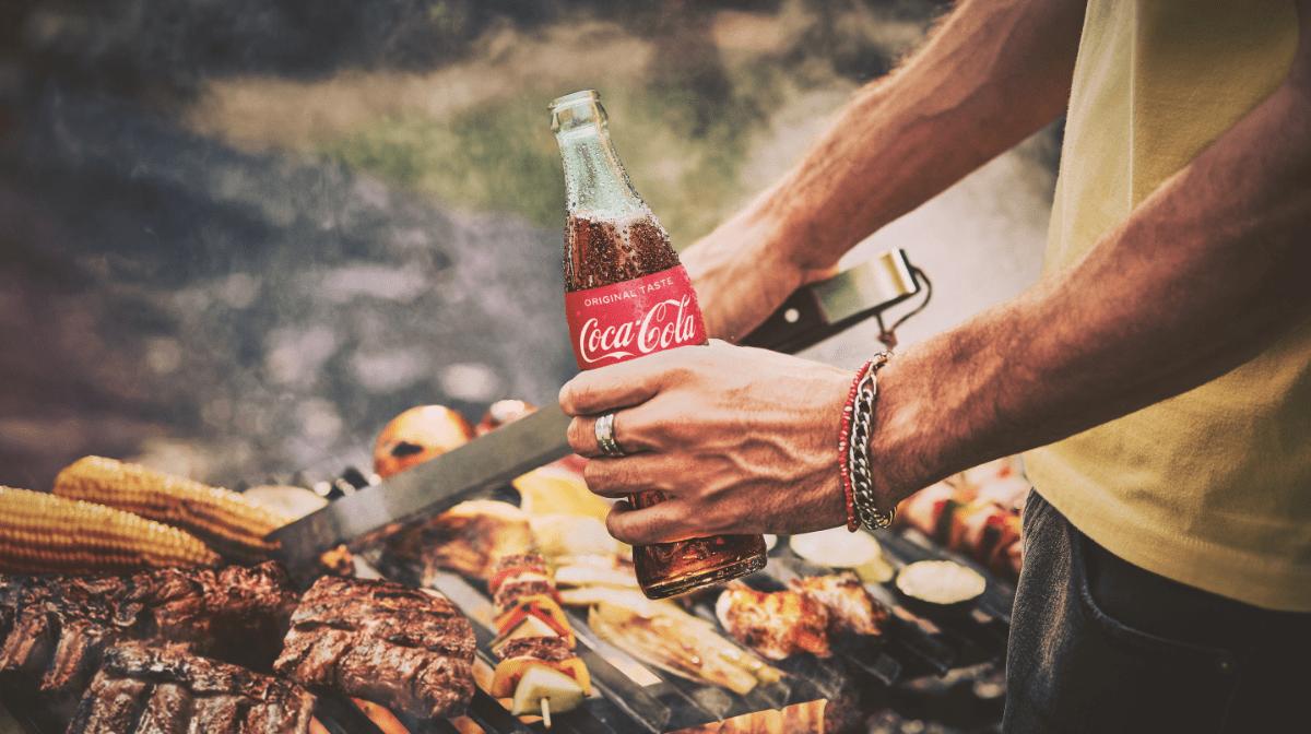 Marinate With Coca-Cola Zero Sugar