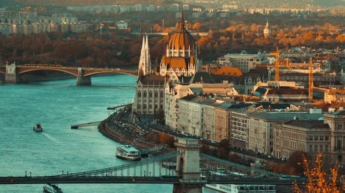 Omorovicza Skincare: The Healing Powers Of Budapest's Thermal Baths