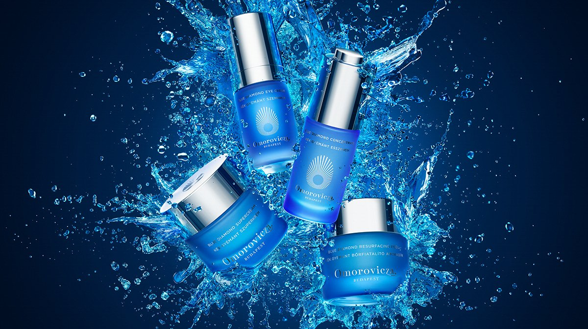 The Blue Diamond Collection: Revitalise, Brighten & Firm Skin