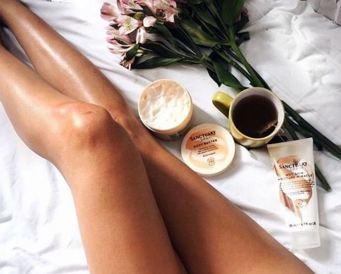 exfoliation aftercare