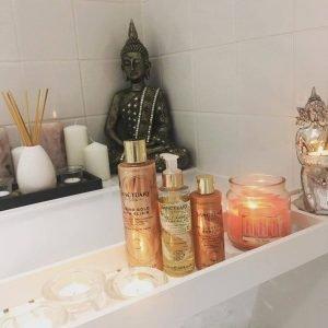 Home Spa Day Bath