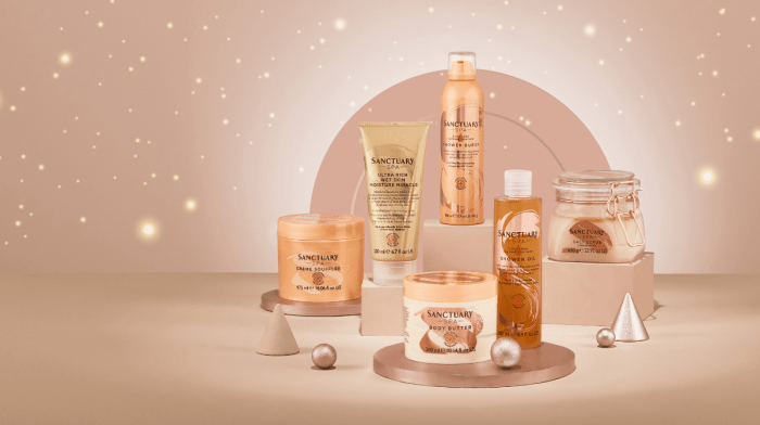 Discover Our Pampering Christmas Gift Sets