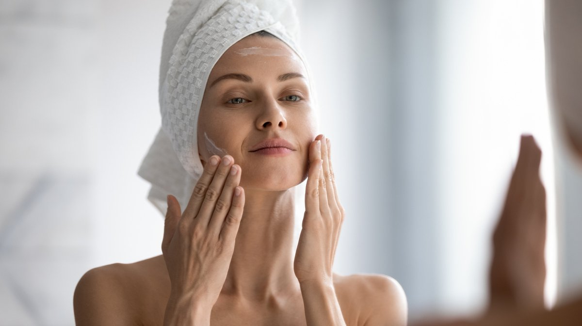 A Simple Skincare Routine For Dry Skin