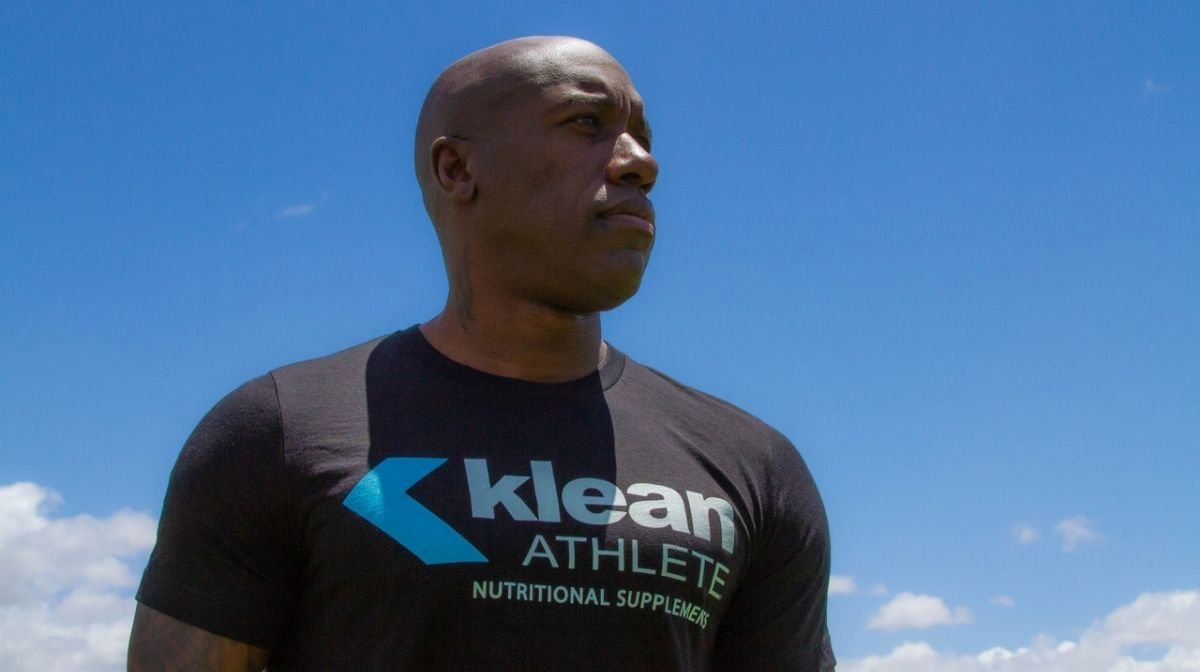 Klean Team athlete showing mental resilience