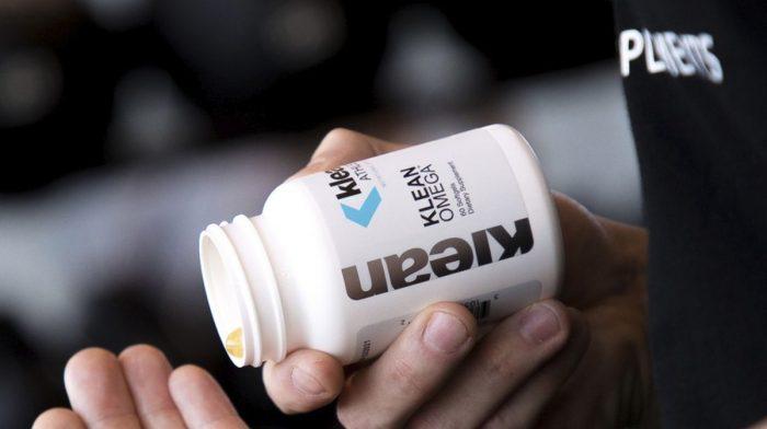 Klean Athlete's Klean Omega Supplement product shot