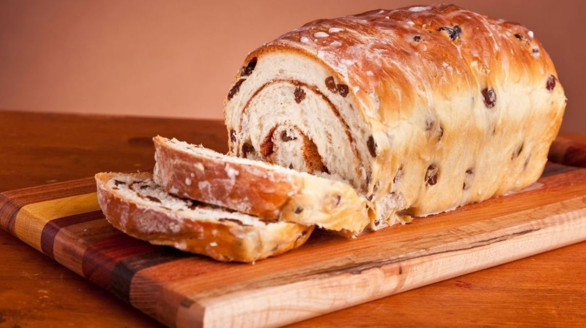 protein cinnamon raisin bread