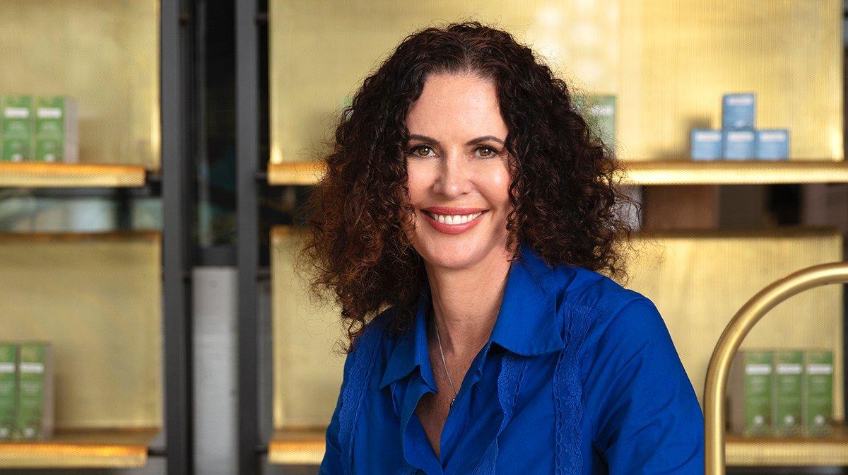 Elizabeth Barbalich - Antipodes CEO
