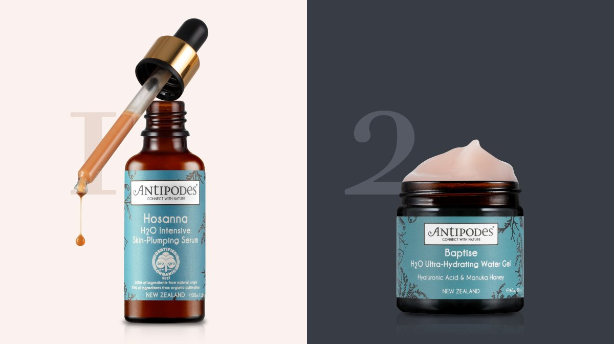 Easy Skincare Routine   Antipodes UK