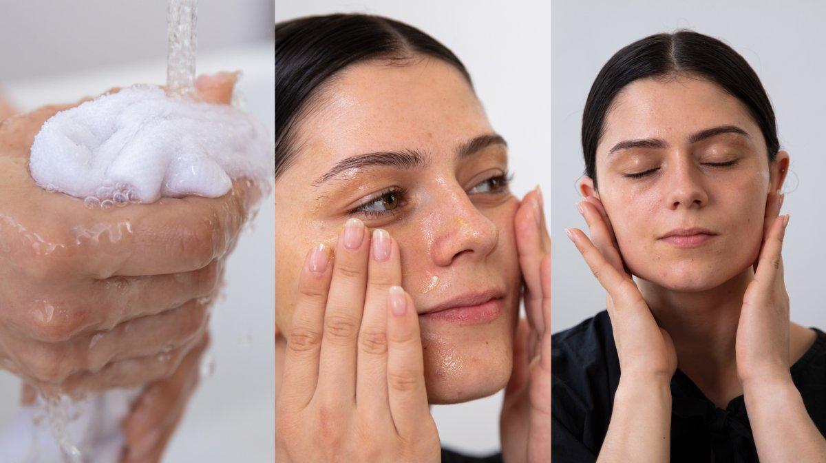 Facial Massage Benefits For Blemished Skin   Antipodes UK