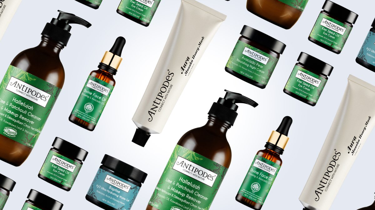 Best Anti-Aging Skincare Routine for Combination Skin   Antipodes UK