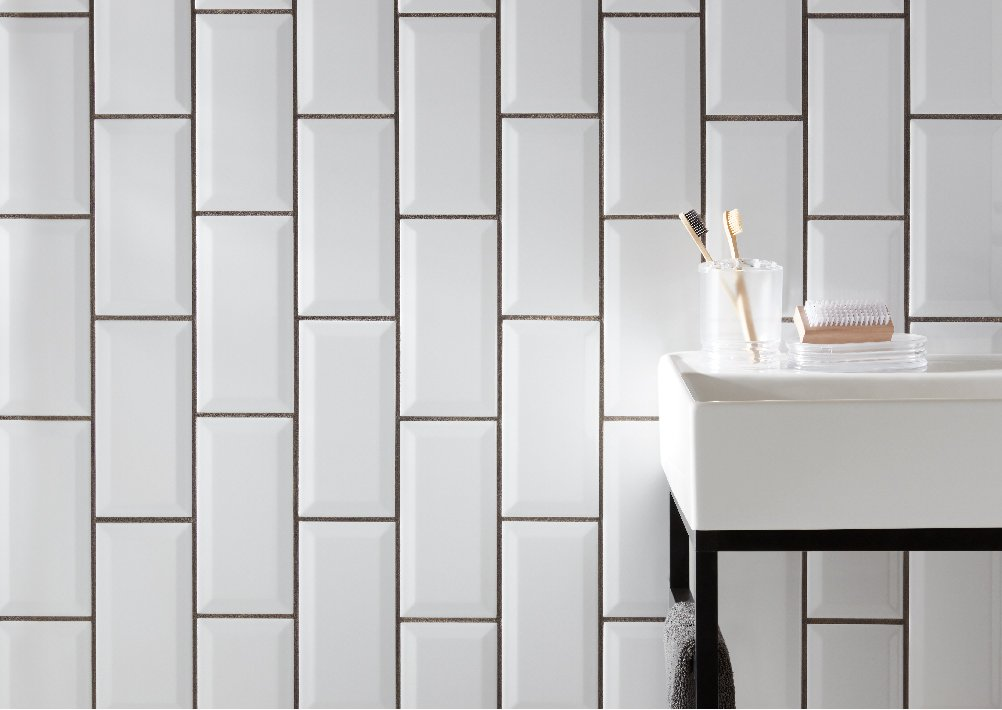 vertical stacked tiles