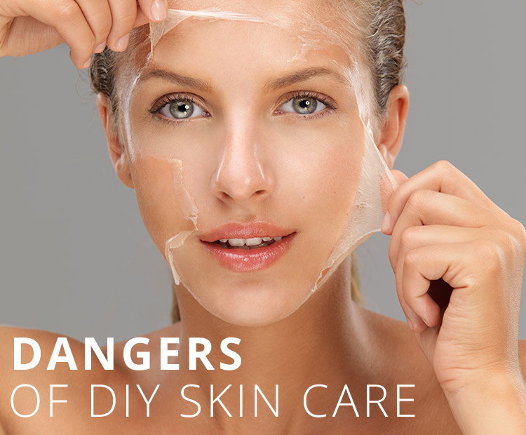 Dangers of DIY Skin Care