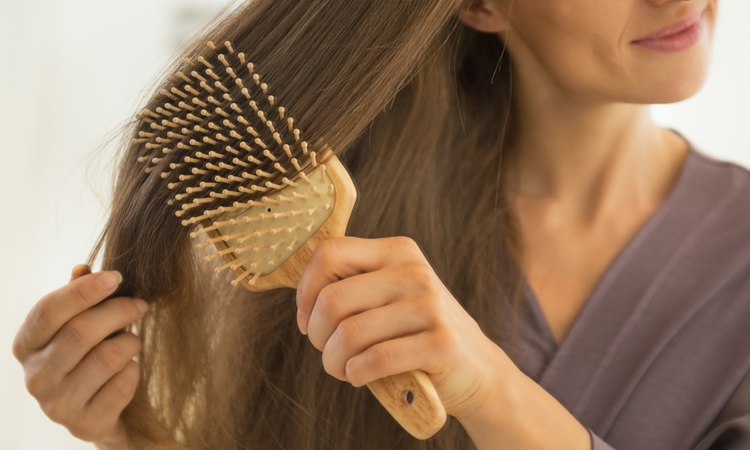 4 Reasons Your Hair Is Falling Out (And What to Do About Them)