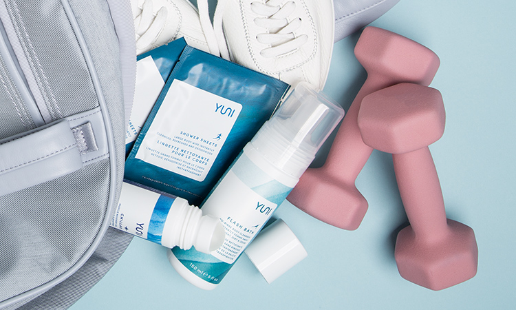 6 Essential Beauty Products to Pack in Your Gym Bag