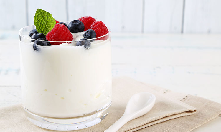 Why Yogurt Isn't Only Good for Your Gut But Also for Your Skin