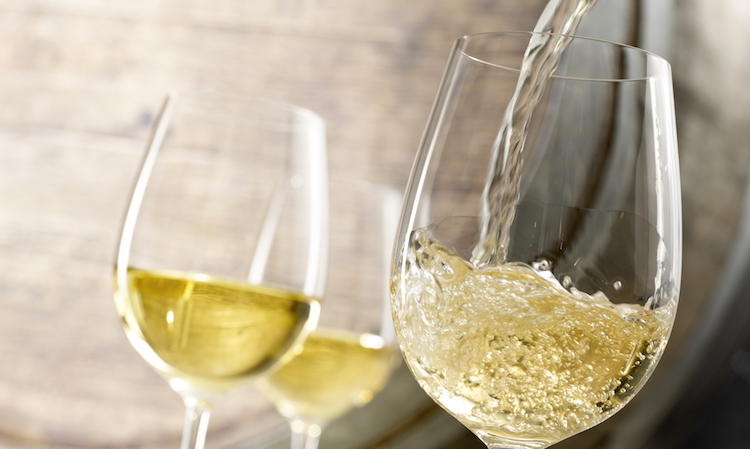 Could White Wine Be Turning Your Skin Red?