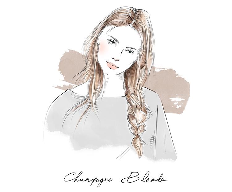 Champagne-Blonde I Dermstore Blog