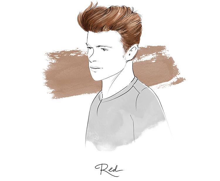 Red Hair I Dermstore Blog