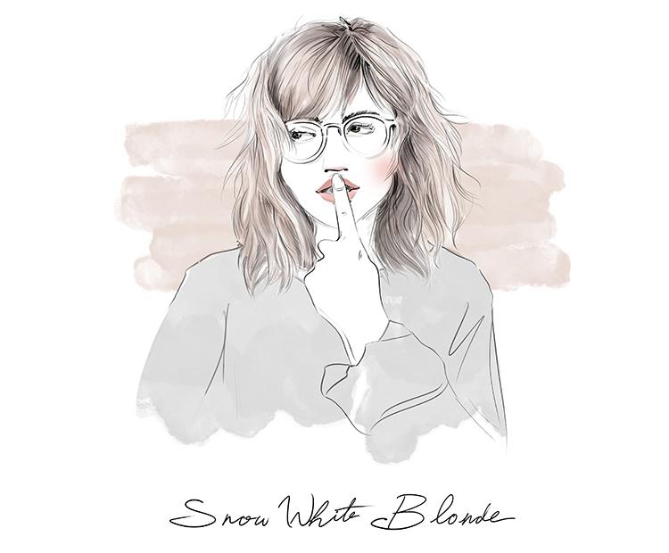 Snow White Blonde I Dermstore Blog
