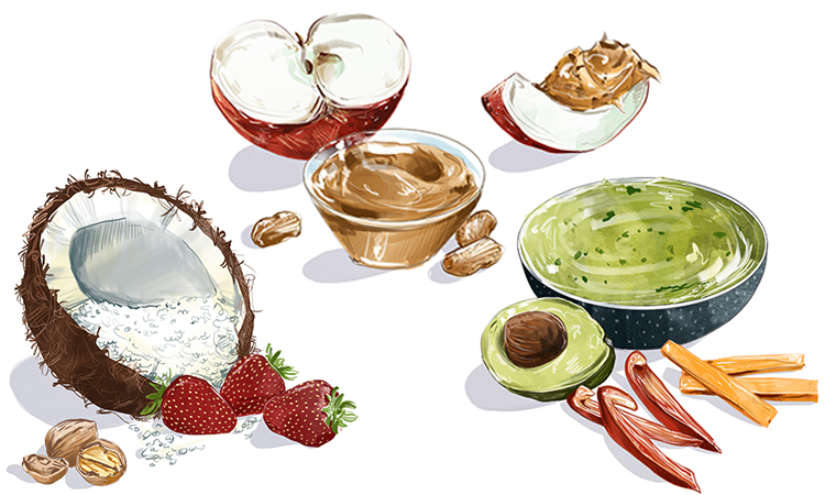 Healthy Snacks to Keep at Work for Better Skin From Within