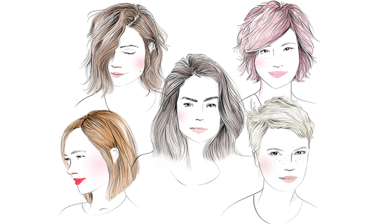 5 Flattering Short Haircuts for Your Face Shape