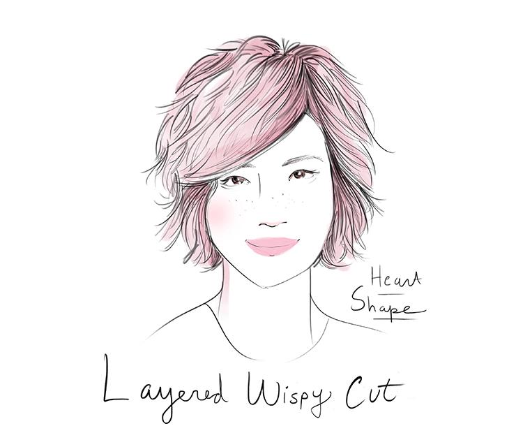 wispy hair illustration I Dermstore Blog