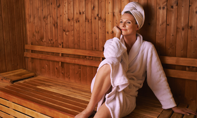 Are Saunas Good for Your Skin? Here's What We Found Out