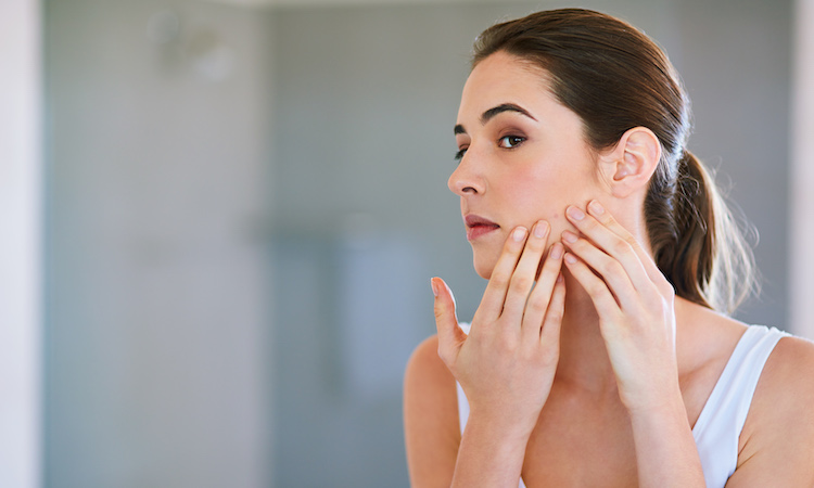 Clogged Pores on Face: How It Happens, How to Clear Them & What Not to Use
