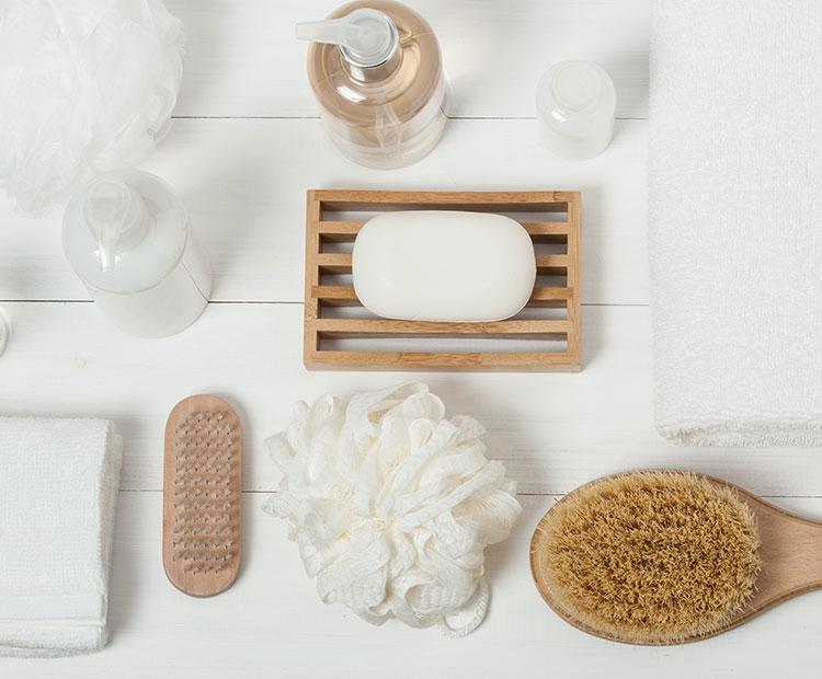bath time essentials I Dermstore Blog