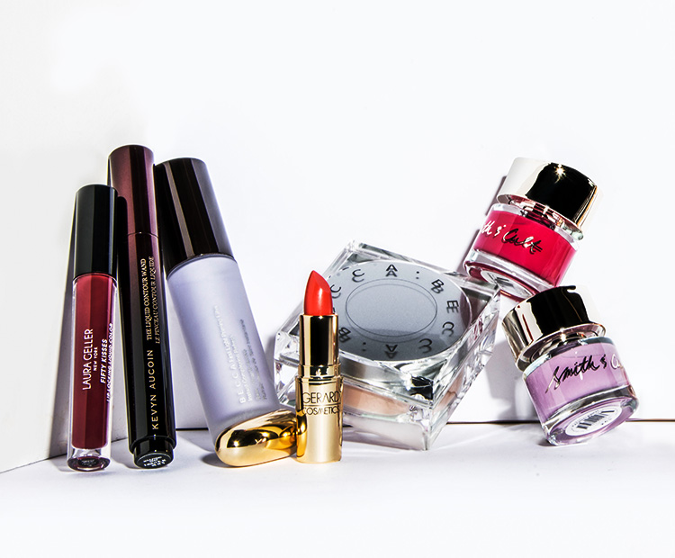 assortment of beauty products I Dermstore Blog