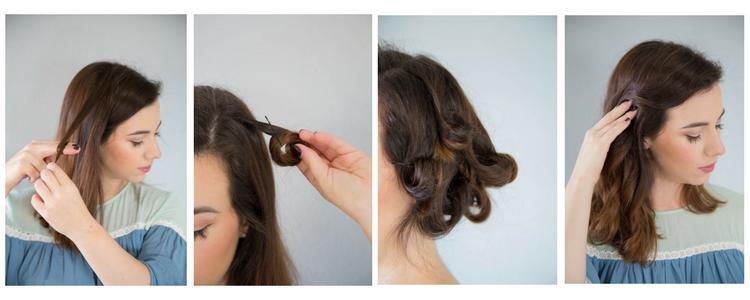 no heat curls 3