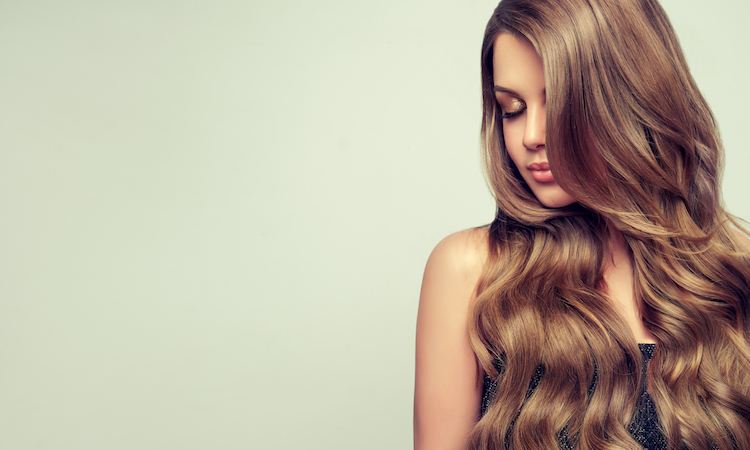 How to Get Shiny (but Not Greasy) Hair
