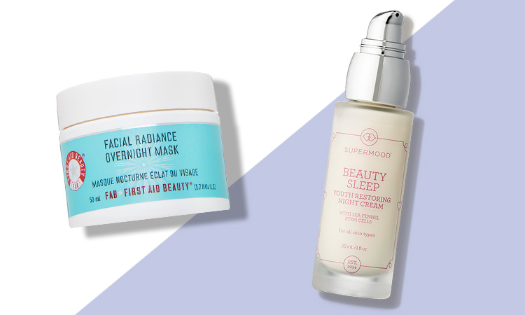 Sleeping Mask vs. Night Cream: What's the Difference and Which One to Use
