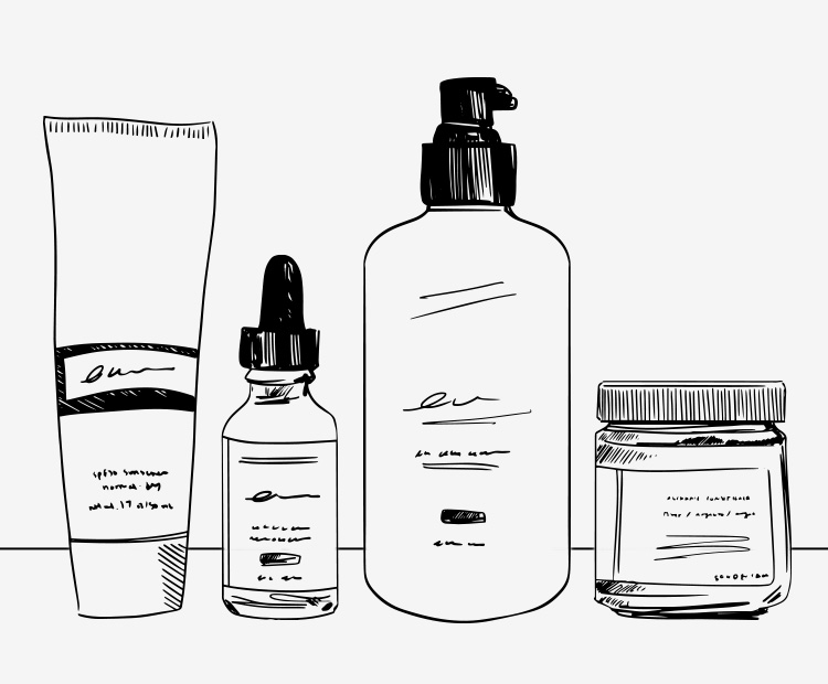 Intro to skin care products