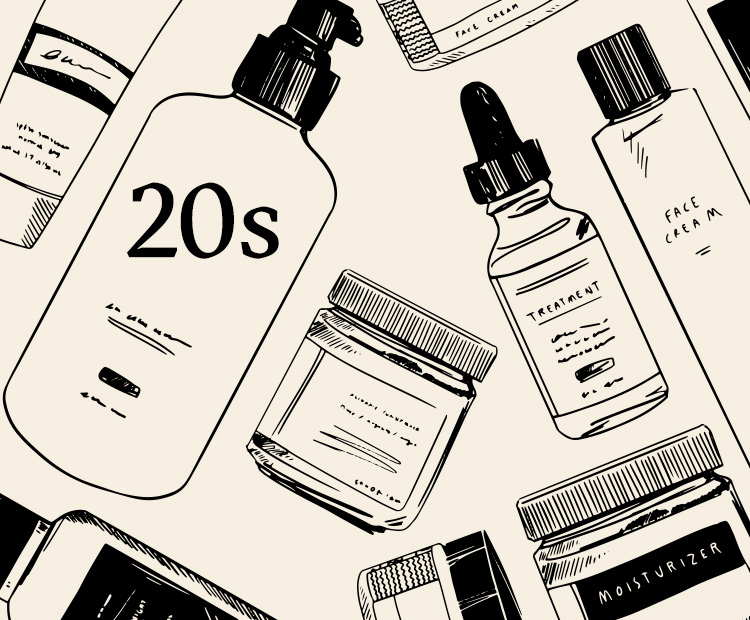 skin care in your 20s 2