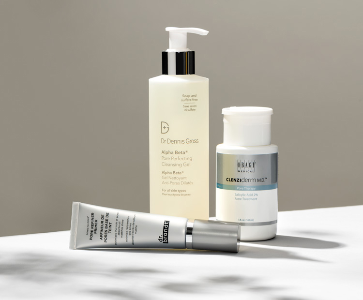 best products for pores