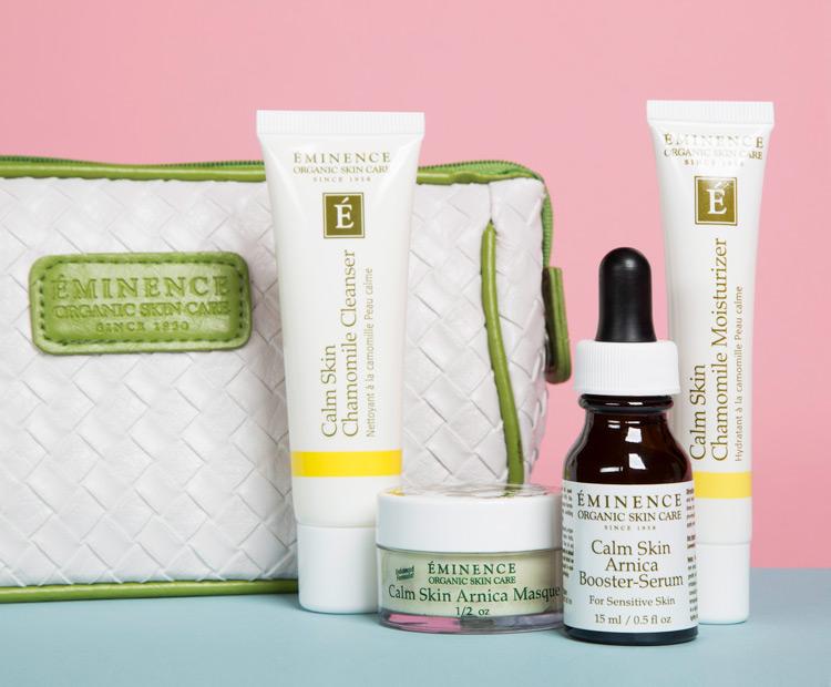 Eminence Organic Skin Care Calm Skin Line 1
