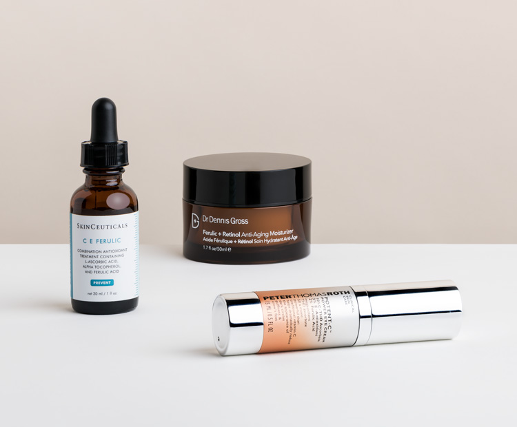 Products With Ferulic Acid 1