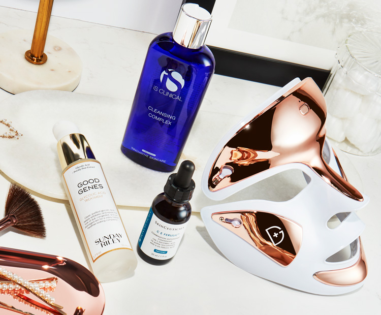 Best-selling skin care products