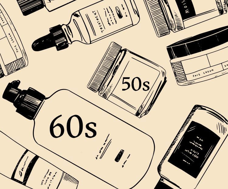 skin care tips by decade