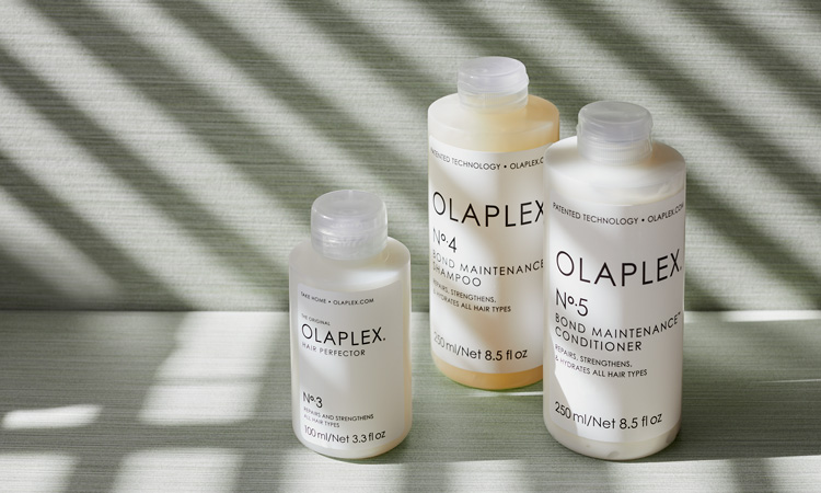 All Your Questions About Olaplex's Damage-Repairing Hair Care, Answered
