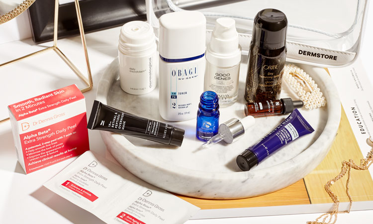 4 Days with Dermstore's Essential Set of the Best Skin Care & Beauty Around