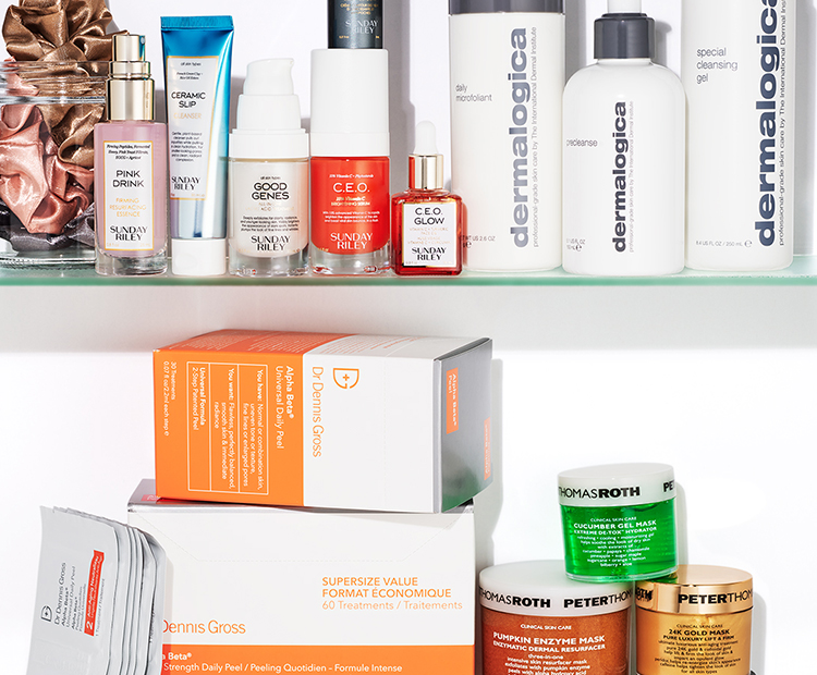 skin care gift guide 2020