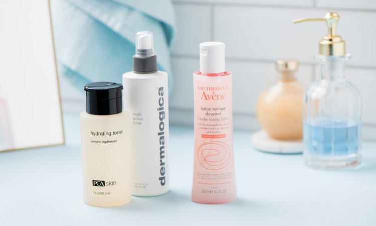 Toners for dry skin