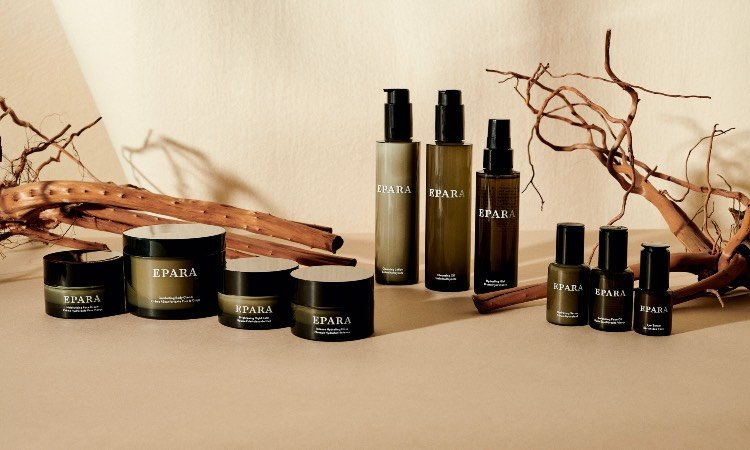 EPARA skin care products