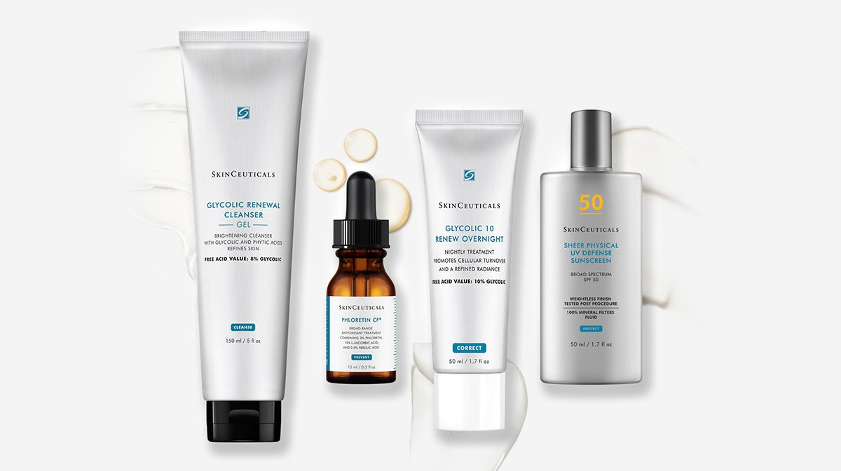 SkinCeuticals Post-Chemical Peel System